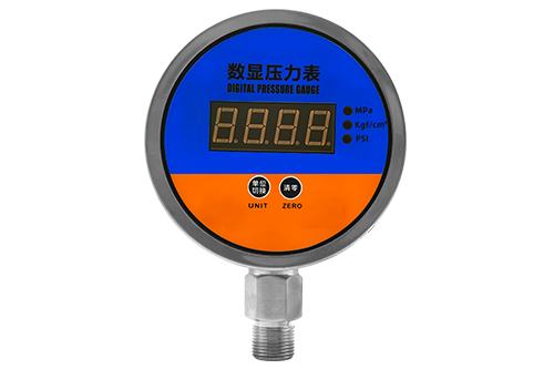 YL-810E数显压力表