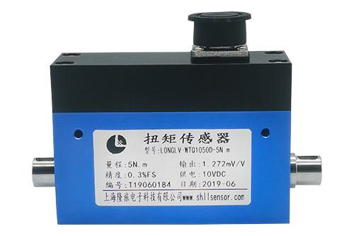 LONGLV-WTQ1050D动态微扭矩传感器