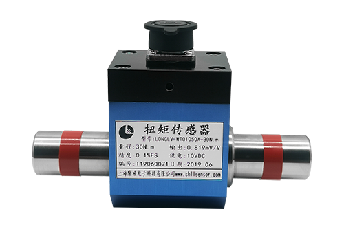 LONGLV-WTQ1050A動態微扭矩傳感器