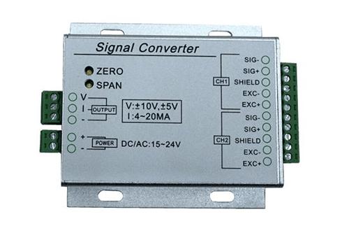 LFVL-102扭矩传感器电压高频信号放大器